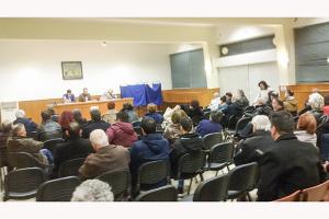 Εργασιακές σχέσεις και ανάπτυξη σε εκδήλωση του ΣΥΡΙΖΑ Κιλκίς