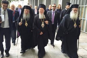 Εξαιρετική ευλογία για τη Βόρεια Ελλάδα η έλευση του Παναγιώτατου Πατριάρχη