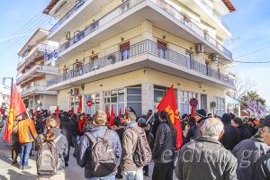 ΚΚΕ: Μπροστά στη δίκη του μέλους της ΚΝΕ της ΤΟ Κιλκίς