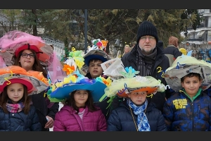 To 9ο Δημοτικό Σχολείο Κιλκίς στις αποκριάτικες εκδηλώσεις