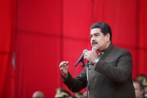 Βενεζουέλα: Ξανά υποψήφιος ο Μαδούρο στις εκλογές