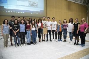 Το 2ο Γυμνάσιο Κιλκίς στον 4ο διαγωνισμό Μαθητικής Εφημερίδας