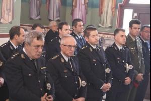 Η αστυνομία τίμησε τη μνήμη του προστάτη της  Άγιου Αρτέμιου