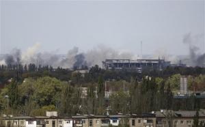 Ουκρανία: 10 νεκροί στο Ντονέτσκ- Οβίδες σε σχολείο