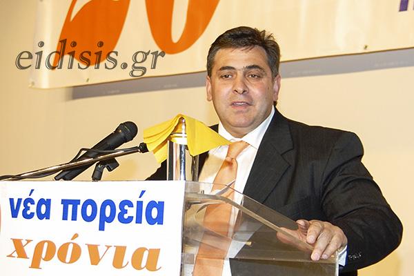 Ο Μηνάς Παπαδόπουλος μόνος υποψήφιος για πρόεδρος ΝΟΔΕ Κιλκίς