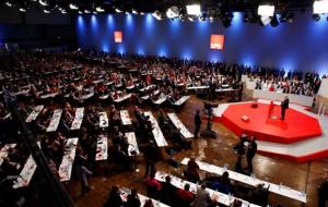 Ναι σε διαπραγματεύσεις για τον «μεγάλο» συνασπισμό από το SPD