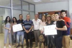 Διαμαρτυρία για την κατάργηση  της ειδικότητας κομμωτικής στο ΕΠΑΛ