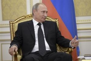 Συγχαρητήριο μήνυμα Πούτιν στον Αναστασιάδη