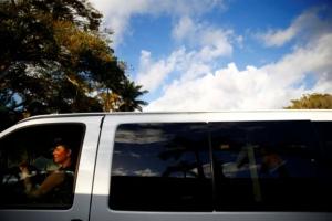 ΗΠΑ: Συνελήφθη οδηγός βαν που είχε όπλο ενώ μετέφερε δημοσιογράφους