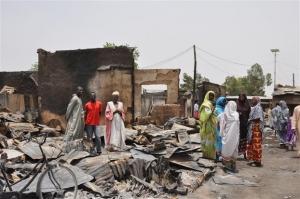 Νιγηρία: Πολύνεκρη έκρηξη βόμβας σε σταθμό λεωφορείων