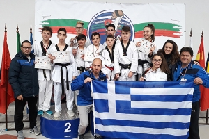 Στη Βουλγαρία με εννιά αθλητές η Τόλμη